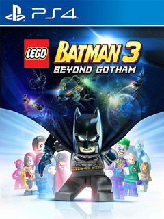Lego Batman 3 Beyond Gotham Digital Ps4