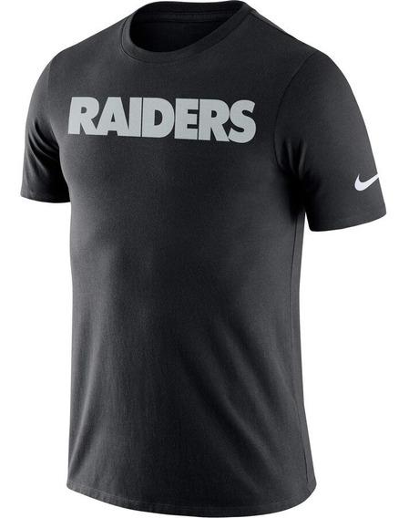 Playera Nike Dri-fitOakland Raiders