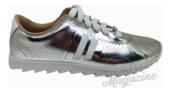 Tenis Feminino Moleca Moving Tratorado Original Todas Cores