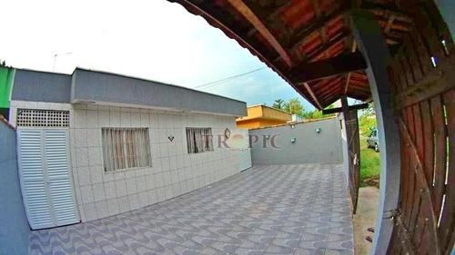 Casa Com 3 Dormitórios À Venda, 71 M² Por R$ 345.000,00 - Bal Mogiano - Bertioga/sp - Ca0228