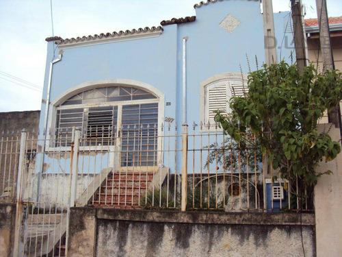 Casa Com 2 Dormitórios À Venda, 98 M² Por R$ 320.000,00 - Botafogo - Campinas/sp - Ca8306