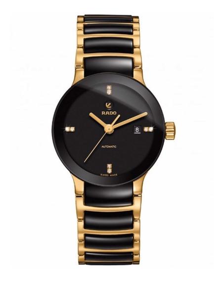 Reloj Rado Centrix Automatic 8 Diamonds R30035712 Seminuevo