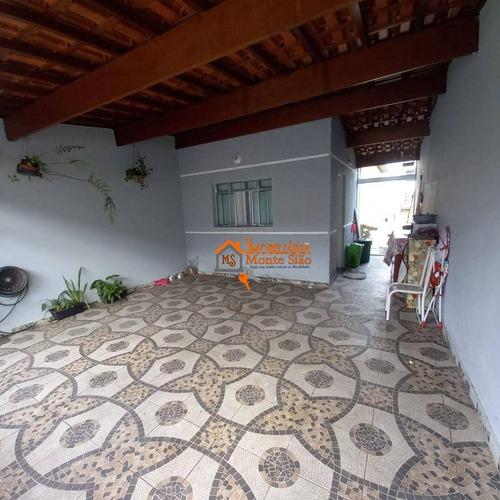 Imagem 1 de 26 de Casa Com 2 Dormitórios À Venda, 125 M² Por R$ 360.000,00 - Cidade Nova Bonsucesso - Guarulhos/sp - Ca0560