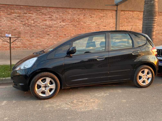 Honda Fit 1.4 Lx Mt 2010