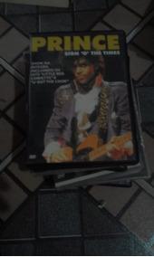 Dvd Prince - Sign´o´the Times (perfeito Estado)