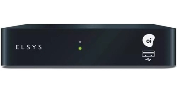Receptor Digital Oi Tv Livre Hd Etrs35/37 Promocao S/ Juros