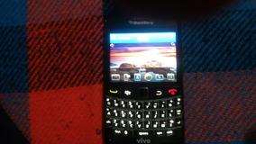 Black Berry Novinho De 1 Chip Tem Wi-fi