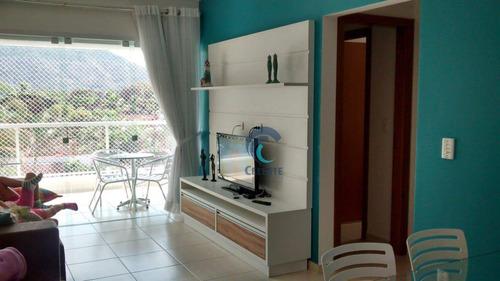 Imagem 1 de 22 de Apartamento Com 2 Dormitórios À Venda, 72 M² - Caputera - Caraguatatuba/sp - Ap1753