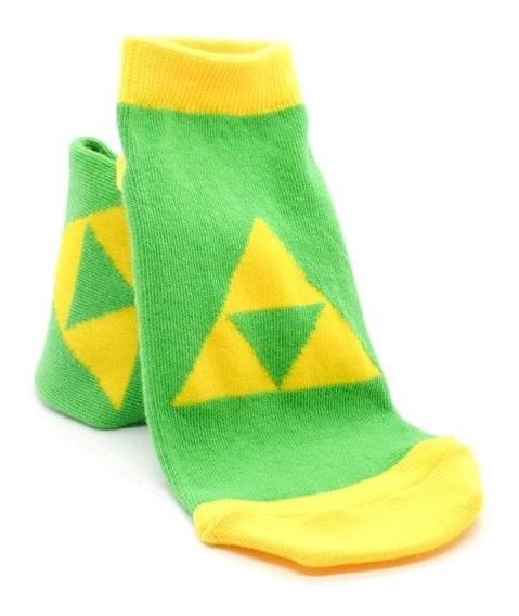 Medias Triforce - Legend Of Zelda