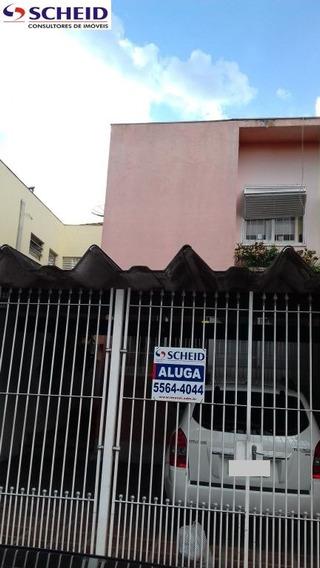 Casa Assobradada, 03 Dormitórios, 03 Banheiros, 02 Vagas, Quintal, 144m - Mc3882