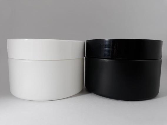 30 Potes 250 G Vazio Ideal Para Cremes Pomadas P/ Cabelo Gel