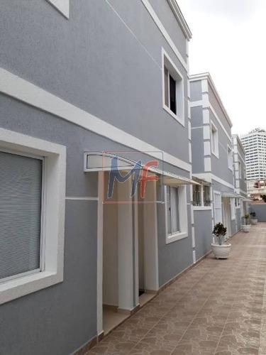 Imagem 1 de 14 de Ref 12.881 - Excelente Condominio Fechado No Bairro Tucuruvi, Próximo Ao Metrô Tucuruvi, Com 2 Dorms (1 Suíte) , 2 Vagas E 62 M² . - 12881