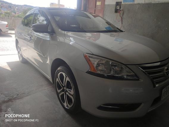 Nissan Sentra 2.0 S Flex 4p 2015
