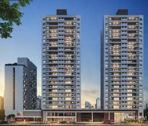 Imagem 1 de 15 de Apartamento À Venda No Bairro Jardim Prudência - São Paulo/sp - O-18518-30876