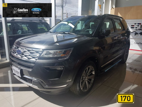 Ford Explorer Limited 4x4 2.3 Turbo Cst 170 Lhf