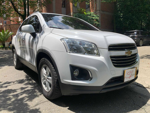 Chevrolet Tracker 2017 1.8 Ls Mecánica