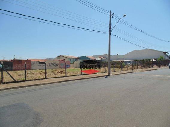 Terreno À Venda, 210 M² Por R$ 175.000 - Parque Residencial Jaguari - Americana/sp - Te0035