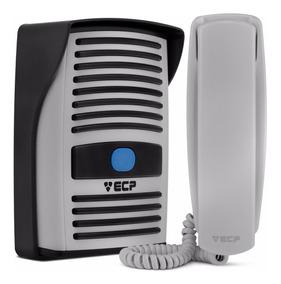 Kit Interfone Porteiro Eletronico Ecp