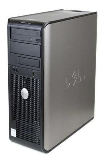 Desktop Pc Dell Optiplex Core2duo 3.0ghz 8gb 500gb Win 10