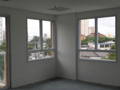 Conjunto Em Vila Mariana, São Paulo/sp De 38m² Para Locação R$ 1.900,00/mes - Cj207498