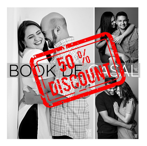 Book Casal 10 Fotos