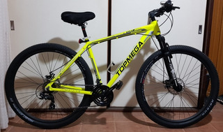 Bicicleta Mtb Top Mega Sunshine 29 Talle L Muy Poco Uso