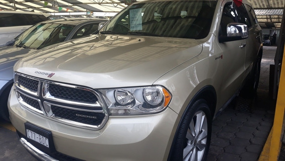 Dodge Durango Crew Luxe V8 At 2012