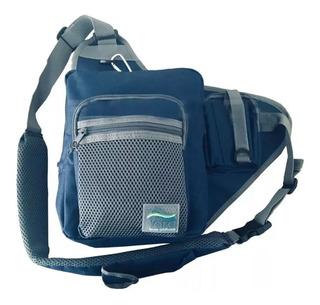 Mochila Fishing Bag Yara Para Acessório Azul