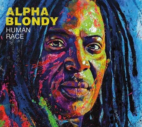 Alpha Blondy Human Race Cd Fr Import