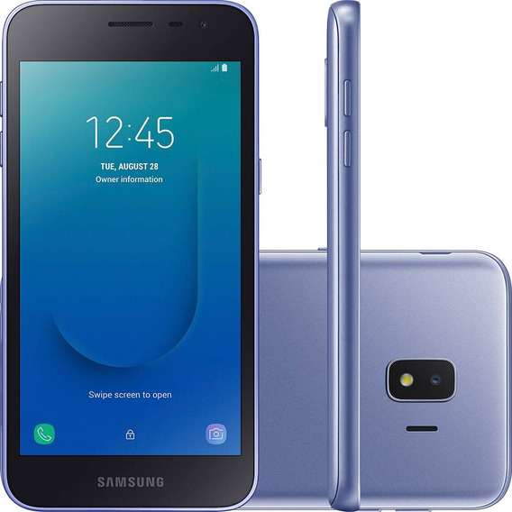 Celular Samsung Galaxy J2 Core 16gb Dual Tela 5 Prata