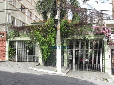 Sobrado Residencial À Venda, Aclimação, São Paulo. - So0476