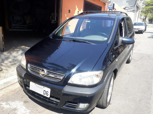 Imagem 1 de 13 de Chevrolet Zafira 2.0 Mpfi Elite 8v Completa