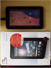 Tablet Multilaser M7s Supra 8gb Travado Defeito Leia Anúncio