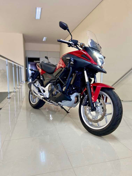 Honda Nc750x 2020- Na Garantia!