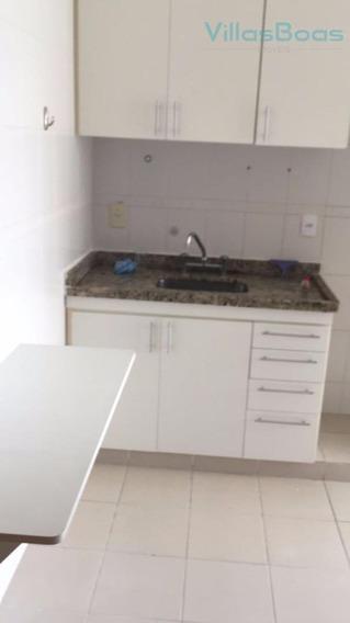 Apartamento Com 3 Dormitórios Para Alugar, 96 M² Por R$ 1.500,00/mês - Jardim Aquarius - São José Dos Campos/sp - Ap3332