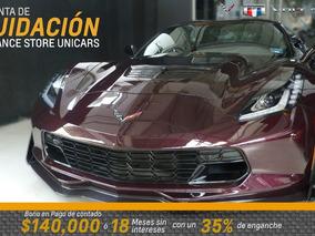Corvette Z06 Supercargado