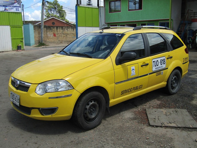 Taxi Fiat Palio Weekend
