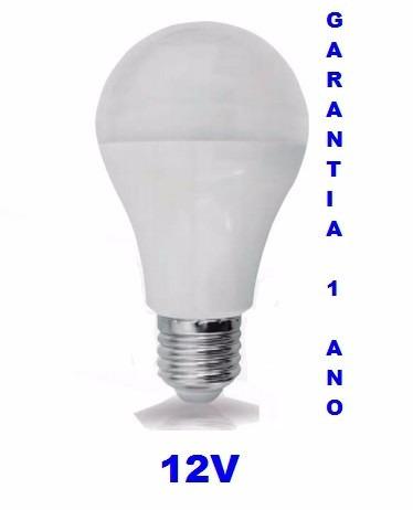 Lampada led 12v 8w e 27 energia solar pronta entrega r for Lampade a led e 27