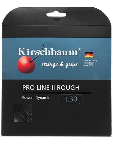 Cuerda De Tenis Kirschbaum Pro Line Ii Rough 16 (1.30)
