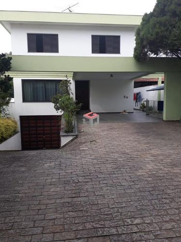 Imagem 1 de 27 de Casa À Venda, 6 Quartos, 4 Suítes, 14 Vagas, Eldízia - Santo André/sp - 89195