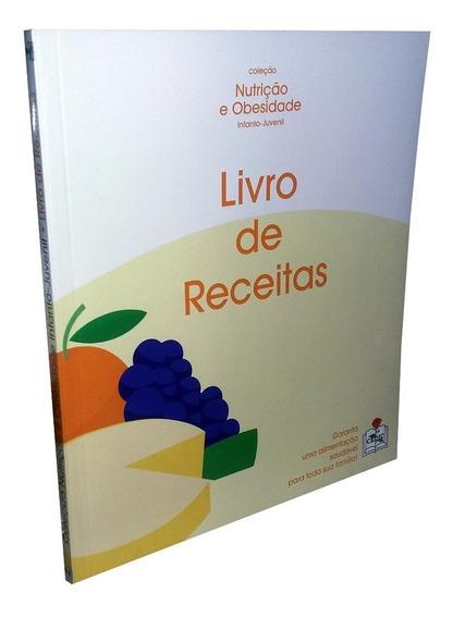 Livro De Receitas Nutrição E Obesidade