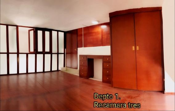 Renta Departamento Puebla, Puebla, Centro Junto A Zocalo