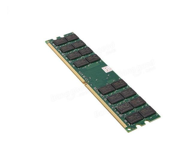 Memória Ddr2 4gb (1x4) 800mhz Pc2-6400u P/ Amd