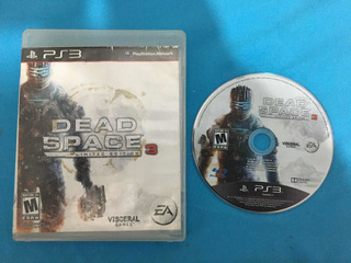 Dead Space 3 Ps3 Orginal (game Army)