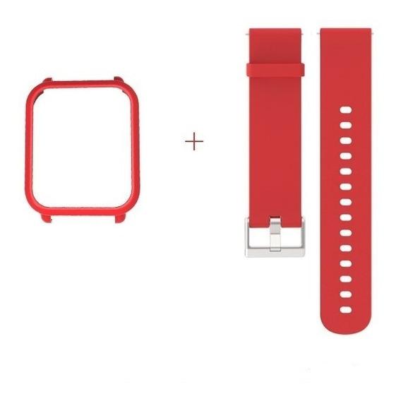 Pulseira Xiaomi Amazfit Bip + Case De Brinde