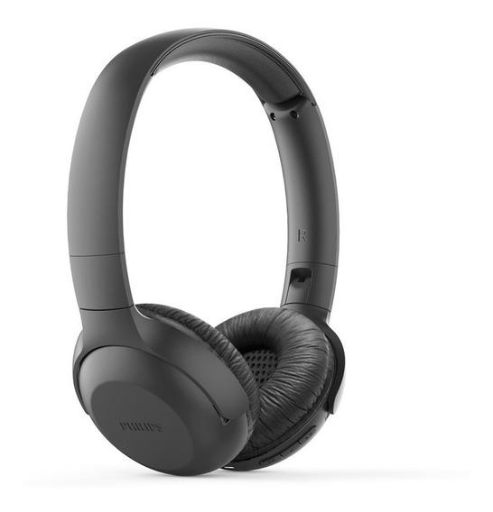 Fone Headset Philips Tauh202bk/00 Bluetooth C/ Microfone