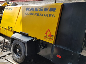 Compresor Kaeser 750pcm Año 2010 Motor Caterpillar Impecable