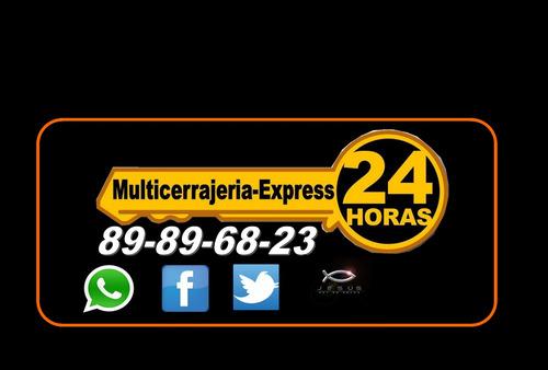 Cerrajeria Heredia 89896823 Express 24 Horas