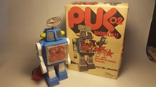 Robot Puky Bionico