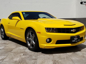 Chevrolet Camaro Ss Amarillo 2013